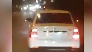 В Краснодаре полиция проверяет факт незаконного использования спецсигнала на автомобиле