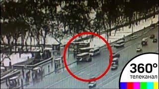 Следственный комитет назвал причину ДТП с участием автобуса у метро «Славянский бульвар» - СМИ2