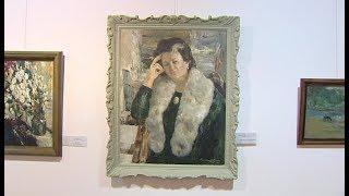 Настоящая картина «по-югорски» хранится в Ханты-Мансийске
