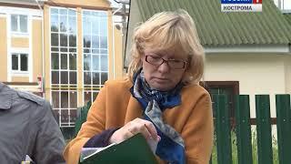 В Костроме впервые в этом сезоне проверили качество ремонта городских дорог