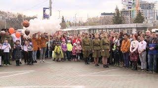 День Победы – 2018: «Вальс Победы» в Екатеринбурге