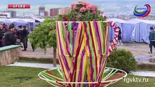Завтра в парке «Ак-Гель» откроется второй цветочный фестиваль