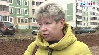 """Стройка вместо рощи: в костромском Малышково на месте """"зелёной зоны"""" сделали дорогу"""