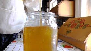 Первый Спас прошёл - можно есть мёд
