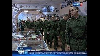 3 800 донских новобранцев пополнят ряды Вооруженных сил России