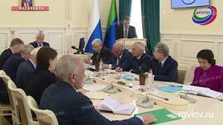 Врио главы Дагестана принял заявление об отставке руководителя Минздрава республики