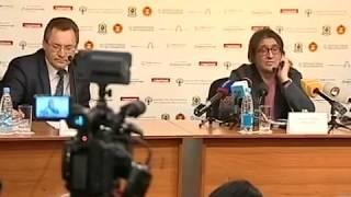 Пресс-конференция Юрия Башмета