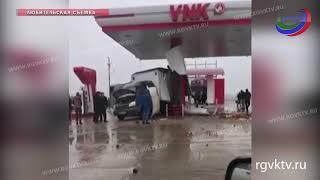 В поселке Сабнова  Дербентского района произошло ДТП