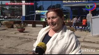 Магарамкентский район отметил 75-летний юбилей