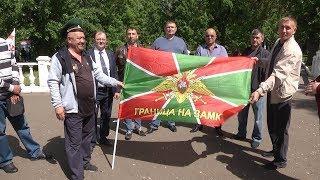 В Мордовии прошли мероприятия посвященные столетию пограничных войск