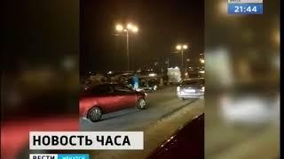 Предполагаемого виновника смертельного ДТП на объездной Ново Ленино задержали