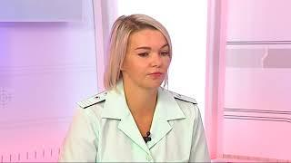 """Программа """"В центре внимания"""":  Наталья Шабанова."""