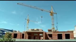 Вячеслав Володин остался недоволен темпами строительства школы в Солнечном-2