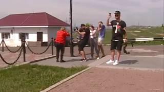 """Орел и решка"" в Красноярске"
