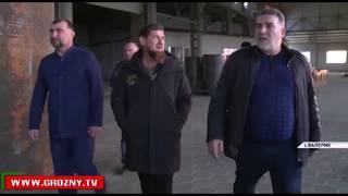 Кадыров принял решение назначить на должность министра промышленности  ЧР Ризвана Масаева