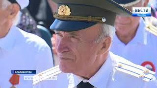Героический подвиг моряков танкера «Таганрог» вспоминают во Владивостоке