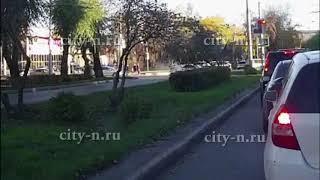 Как случилось ДТП на Кутузова-Бардина