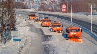 Главное на Радио России: готова ли отрасль дорожного хозяйства к зиме?