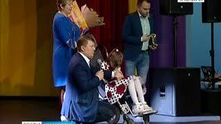 """В Красноярске наградили лауреатов премии """"Маленький человек года"""""""