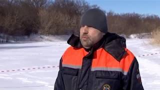 Паводок-2018: На Медведице взорвали лёд