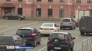 В Вологде начался ремонт на Октябрьском мосту