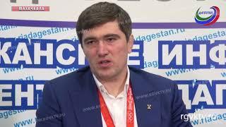 Бахтияр Ахмедов   встретился с журналистами