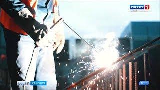 Строительство Белопорожских ГЭС в Кемском районе идет полным ходом