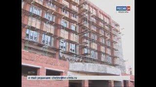 В Чувашской государственной филармонии идёт масштабная реконструкция