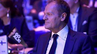 """Глава Евросовета отказался от участия в """"Мемориальном саммите""""…"""