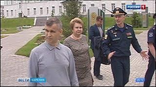 Аллею славы Петрозаводского Президентского кадетского училища украсят бюсты полководцев