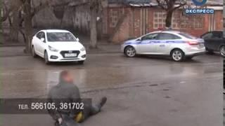 В Пензе ищут очевидцев избиения полицейскими пьяного водителя