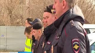 В Красноярске отмечают день рождения добровольной народной дружины