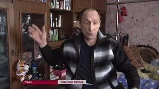 Томич сломал позвоночник при разборе завалов радиотехнического завода