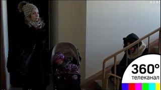 Семью с ребенком выселяет из квартиры организация микрозаймов