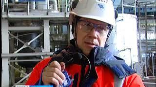 На Березовской ГРЭС устраняют последствия техногенной катастрофы