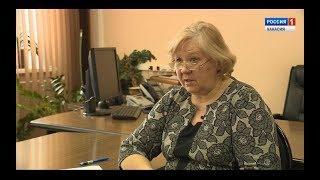 Любовь Чернова. Интервью дня. Россия - 24. Хакасия
