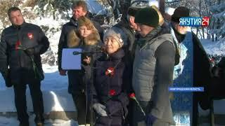 Якутяне приняли участие в лыжных соревнованиях в память якутских стрелков на Ильмене