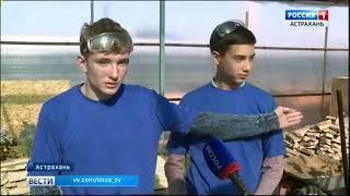 "В Астрахани открылась площадка ""WorldSkills"""