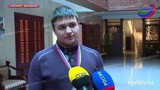 Дербентский школьник стал финалистом Всероссийской олимпиады по информатике