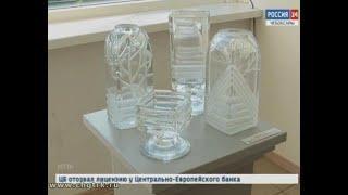 Прозрачная глубина в эксклюзивных арт-объектах: в Чебоксарах  открылась выставка художника по стеклу