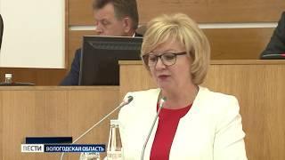 Правительство области отчиталось об исполнении бюджета в 2017 году