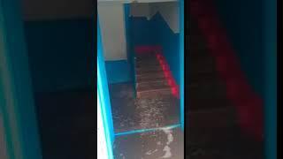 Инта потоп в подъезде
