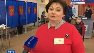 Кировчане выбирают Президента России (ГТРК Вятка)