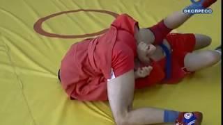 В Пензе прошли соревнования по самбо и дзюдо среди силовиков
