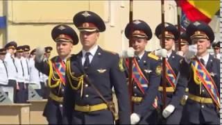 Выпуск в Академии ФСИН