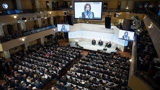 Как прошло открытие международной конференции по безопасности в Мюнхене