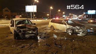 ☭★Подборка Аварий и ДТП/от 25.02.2018/Russia Car Crash Compilation/#564/February2018/#дтп#авария