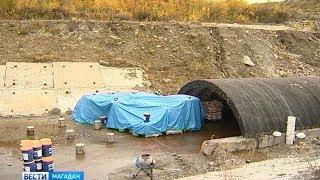 Дамба питьевого водохранилища получила четырёхлетнюю гарантию