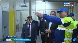 Сергей Морозов дал высокую оценку агропромышленному комплексу Харабалинского рн