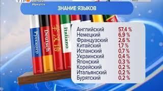 Каждый второй житель Иркутска, ищущий работу, знает английский язык